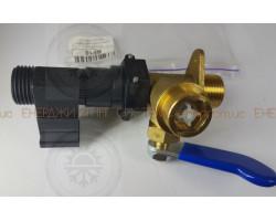 Реле потока + наполнительный клапан, Краткое,  FERROLI , 39819560, ; Производитель : ELTEK - Код товара : RP10