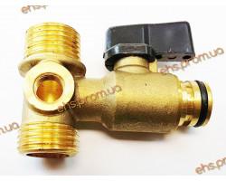 Кран подпитки FERROLI DOMINA 39822090 ; Производитель : EHS - Код товара : KZ25T