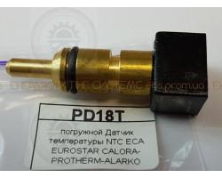 Погружной Датчик температуры NTC ECA EUROSTAR CALORA-PROTHERM-ALARKO Elexia Comfort 20-24 CF, FF