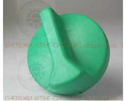 Ручка Vaillant VCK зеленая маленькая  диаметр  мм