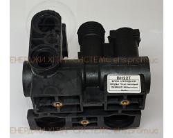 DEMRAD Millennium Vinto Трехходовой клапан  Пластиковый  Правый ; Производитель : DEMRAD - Код товара : BH22T