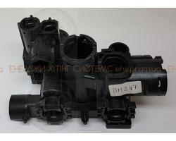 Lambert Трехходовой клапан  Пластиковый Правый ; Производитель : LAMBERT - Код товара : BH24