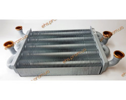 Теплообменник битермический  DEMRAD NEPTO FERROLI DOMITEC DOMICONDENCE ; Производитель : WALMEX - Код товара : TB21T