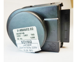 Электропривод трехходового клапана, шаговой ДВИГАТЕЛЬ 24V  Ariston UNO, b/u ; Производитель : ELBI - Код товара : SD16I2
