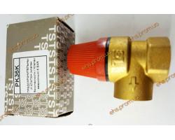 ПРЕДОХРАНИТЕЛЬНЫЙ КЛАПАН  6 BAR  ; Производитель : ESSA - Код товара : PK36K