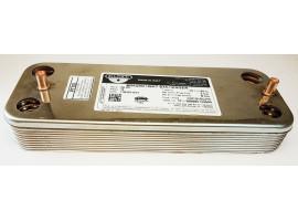 ПЛАСТИННЫЙ  ТЕПЛООБМЕННИК , DEMRAD, 12 ПЛАСТИНЫ  210x172x172 mm. ; Производитель : ZILMET / SWEP / GENEROUS - Код товара : PT10S