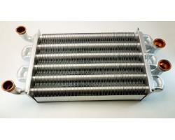 Теплообменник битермический  ARISTON (PROIZVODTSVA DO 2008 GODA) 260mm, SIME ; Производитель : WALMEX - Код товара : TB19T