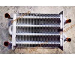 Теплообменник битермический  Beretta CIAO CSI, 220mm (250X180), турбированные ; Производитель : КИТАЙ - Код товара : TB33K