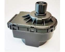 Электропривод трехходового клапана, шаговой ДВИГАТЕЛЬ ELBI 220V ЧЕРНЫЙ,