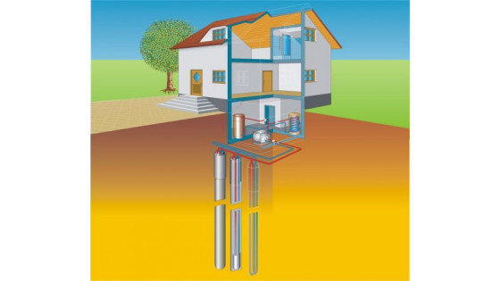Сучасне альтернативне опалення будинку