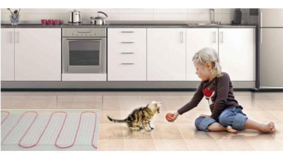 9 рад з вибору системи електричної теплої підлоги для квартири та будинка