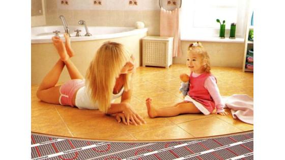 Як правильно зробити теплі підлоги в приватному будинку