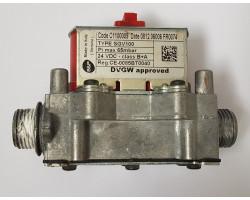 Газовий клапан DVGW SGV100 C100009 BERTELLI & PARTNERS GK31I2 Б/У товар
