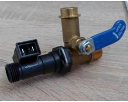 Реле потоку і наповнювальний клапан довгий 39818280 ELTEK сумісний FERROLI RP10D
