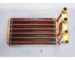 Бітермічний теплообмінник VALMEX сумісний BOSCH TB13W