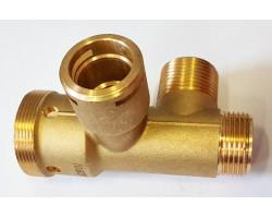 Триходовий клапан EHS сумісний VAILLANT BH15I
