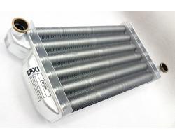 Монотермічний теплообмінник довжина 295 мм КИТАЙ сумісний BAXI TB36K