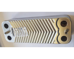 Пластинчастий теплообмінник 18 пластин P. R. C. сумісний DEMRAD PT23K