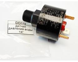 Датчик тиску ВОДИ різьбове 1/4 дюймовий CEME DD11I