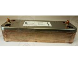 ПЛАСТИННЫЙ  ТЕПЛООБМЕННИК  18 ПЛАСТИНЫ, DEMRAD, 210 x 172 x 178 mm. ; Производитель : SWEP / ZILMET - Код товара : PT23I
