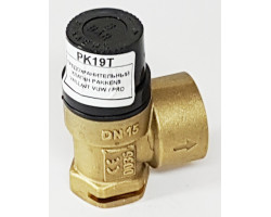 Запобіжний клапан PAKKENS сумісний VAILLANT PK19T