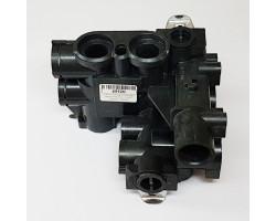 Трехходовой клапан левый блок Ariston BH20
