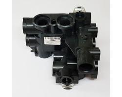 Триходовий клапан лівий блок BITRON сумісний ARISTON BH20