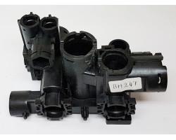 Триходовий клапан Пластиковий Правий BITRON сумісний LAMBERT BH24