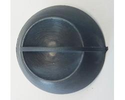 Ручка ПОТЕНЦІОМЕТР СІРИЙ діаметр 30 мм EHS сумісний ECA CALORA KN20T