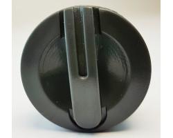 Ручка СІРИЙ діаметр 31 мм EHS сумісний AIRFEL KN24T