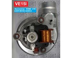 Вентилятор   ФИМЕ  47W HERMANN HABITAT, KOLVI TERMONA, Б/У  ; Производитель : FIME - Код товара : VE15I2