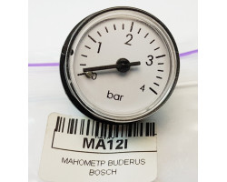 Манометр Q 28 мм CEWAL сумісний BOSCH MA12I