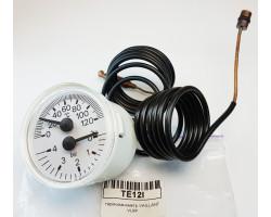 Термоманометр CEWAL сумісний VAILLANT VUW TE12I