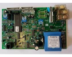 Плата управления 65101374 Ariston Microtec PU60T2 Б/У