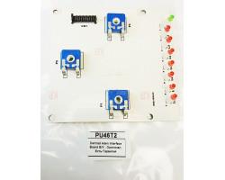 Інтерфейсна Плата DEMRAD сумісний ADEN PU46T2 Б/У товар