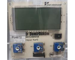 Demrad Sargon Interface Board Б/У  ; Производитель : DEMIRDOKUM - Код товара : PU49T2