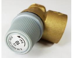Запобіжний клапан 10 BAR під кліпсу TS PK31I