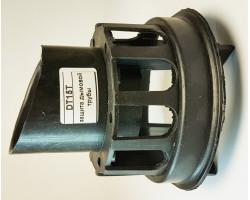 Горизонтальний наконечник для коаксіальної труби EHS DT15T