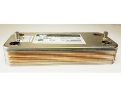 Пластинчастий теплообмінник 12 пластин ZILMET сумісний BERETTA PT20Z