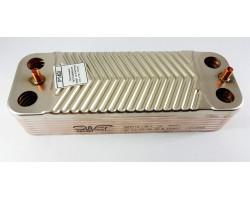 Пластинчатый теплообменник 16 пластин SWEP совместим DEMRAD PT40I