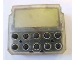 Дисплей ARISTON сумісний MICROTEC PU60EKR2 Б/У товар