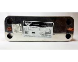 Пластинчастий теплообмінник 12 пластин ZILMET сумісний DEMRAD PT23Z