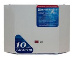 Стабілізатор напруги Укртехнологія NORMA Exclusive 9000