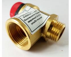 Предохранительный клапан 3/4 резьба наружная ECA PK35T