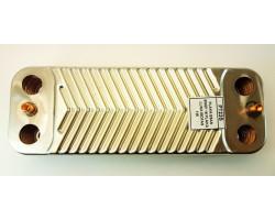 Пластинчастий теплообмінник 16 пластин SWEP сумісний DEMRAD PT23S