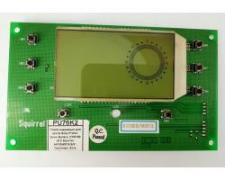 Плата індикації DTM13B v5.0\ SQUIRREL сумісний ZOOM BOILERS PU76K2 Б/У товар