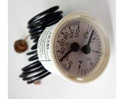 Термоманометр CEWAL сумісний BUDERUS TE18I