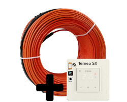 Тепла підлога Volterm HR12 двожильний кабель, 2200W, 14,4-18 м2(HR12 2200)
