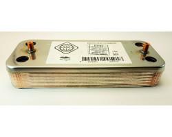 Пластинчатый теплообменник 12 пластин Ariston PT14T