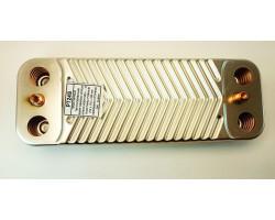Пластинчастий теплообмінник 12 пластин SWEP сумісний DEMRAD PT24S